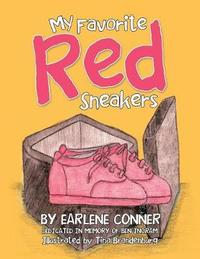 My Favorite Red Sneakers by Earlene Conner image