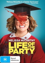 Life of the Party on DVD