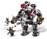 LEGO Super Heroes - War Machine Buster (76124) image