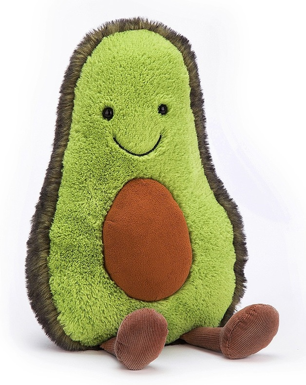 Jellycat: Amuseable Avocado - Medium Plush