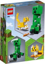 LEGO Minecraft: BigFig Creeper & Ocelot (21156) image