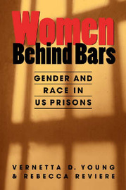 Women Behind Bars by Vernetta D. Young image