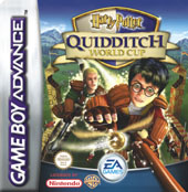 Harry Potter: Quidditch World Cup for Game Boy Advance