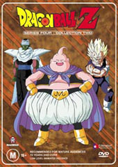 Dragon Ball Z - Series 4: Collection 2 (7 Disc Box Set) on DVD