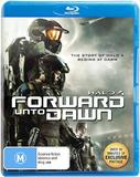 Halo 4: Forward Unto Dawn on Blu-ray