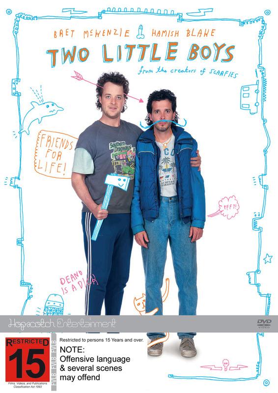 Two Little Boys on DVD