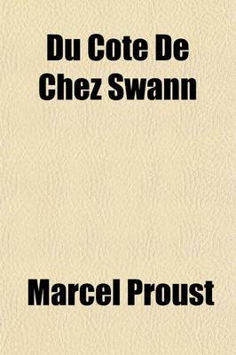 Du CT de Chez Swann by Marcel Proust image
