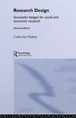 Research Design by Catherine Hakim