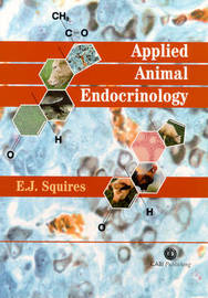 Applied Animal Endocrinology by E.J. Squires image