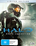 Halo: Movie Collection - Limited Edition | Forward Unto Dawn | Nightfall on Blu-ray