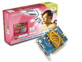 Gigabyte Graphics Card NVIDIA GeForce Turbo Force 6600 GT 128M PCIE image
