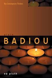 Badiou by Ed Pluth image