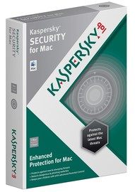 Kaspersky: Security for Mac - Single User Retail Box Version (1 Year License)