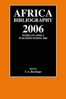 Africa Bibliography image