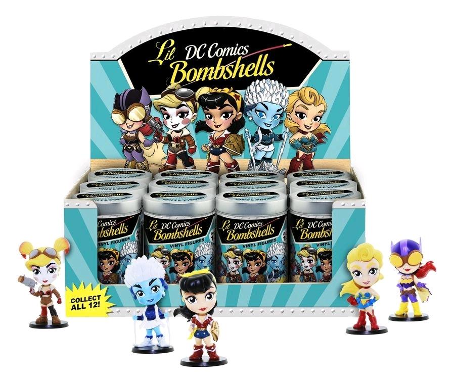 DC Comics - Lil' Bombshells Mini Figures - Series 2 (Blindbox) image
