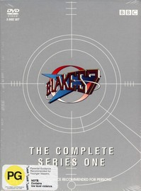 Blake's 7 - Complete Series 1 (5 Disc) (1978) on DVD image
