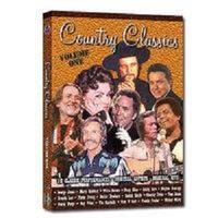Country Classics Vol.1 on DVD image