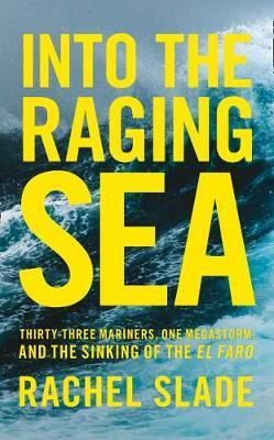 Into the Raging Sea by Rachel Slade image