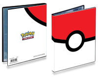 Ultra Pro: Pokemon 4-Pocket Portfolio - Pokeball