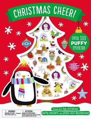 Activity Books: Christmas Cheer by Make Believe Ideas, Ltd. image