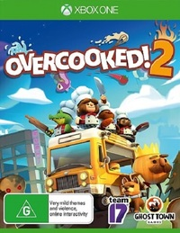 Overcooked 2 for Xbox One
