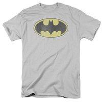 DC Comics: Retro Batman Distressed Logo T-Shirt(XX-Large)