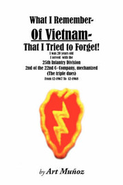 What I Remember of Vietnam I Tried To Forget by Art, Munoz image