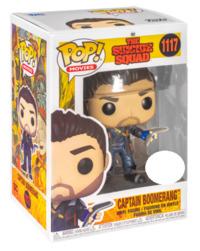 The Suicide Squad (2021): Captain Boomerang - Pop! Vinyl Figure