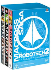 Robotech - Macross Saga: Collection 2 on DVD