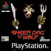 Sheep Dog n Wolf for