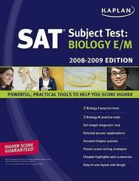 Biology E/M: 2008-2009 by Claire Aldridge image