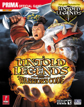 Untold Legends: BOB - Primal Official Guides for PSP