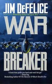 War Breaker by Jim DeFelice image