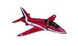 Red Arrows BAE Hawk Diecast Model