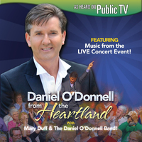 From The Heartland by Daniel O'Donnell