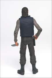 """The Walking Dead """"The Governor"""" Action Figure - Comic Series 2"""