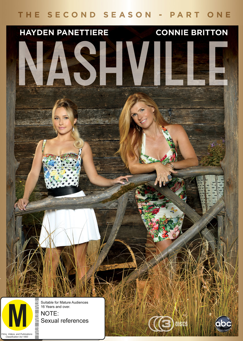 Nashville - The Complete Second Season: Part One on DVD image
