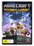 Minecraft: Story Mode for PC Games