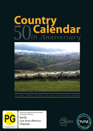 Country Calendar - 50th Anniversary DVD