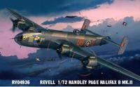 Revell 1:72 Handley Page Halifax Mk. III Plastic Model Kit