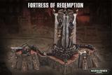 Warhammer 40,000 Fortress of Redemption Model Kit