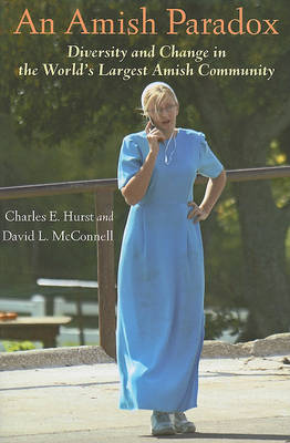An Amish Paradox by Charles E. Hurst image