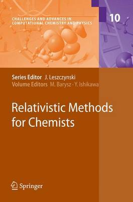 Relativistic Methods for Chemists image