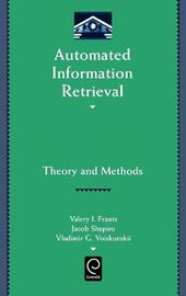Automated Information Retrieval by Valery J. Frants image