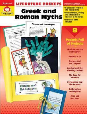 Greek & Roman Myths | Evan-Moor Educational Publishers Book | Buy
