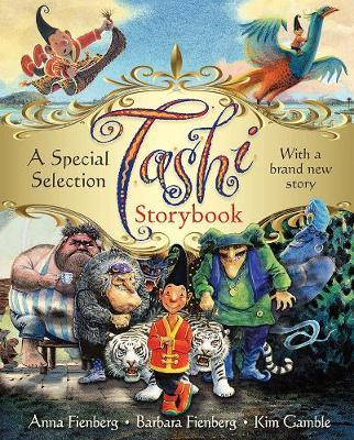 Tashi Storybook by Anna Fienberg image