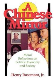 Chinese Mirror by Henry Rosemont