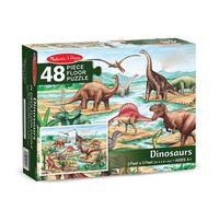 Melissa & Doug: Dinosaur Floor Puzzle