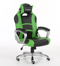 Playmax Gaming Chair Green and Black for