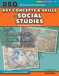 Key Concepts and Skills for Social Studies by Carole Marsh